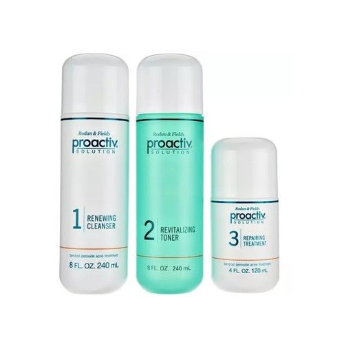Proactive Acne Repair Treatment kits 120 Day Supply Exp 2019