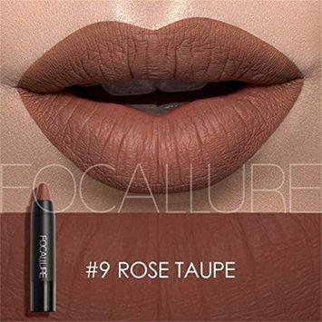 DZT1968 Matte Lipstick Lips Makeup Cream Bright colors Cosmetics Waterproof Pintalabios Batom Mate Lip Gloss