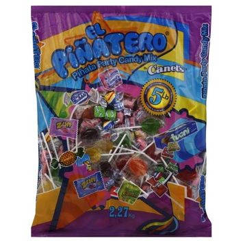 Canel's, Pinata Party Candy & Gum Mix, 80 Oz