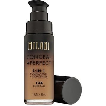 Milani Conceal + Perfect 2-in-1 Foundation - 1 fl oz