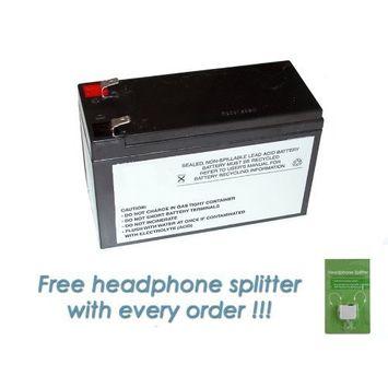 Sealed Lead-Acid battery for APC BR500I 12V 7Ah