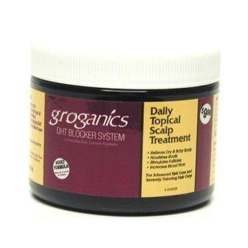 Groganics Daily Topical Scalp Gel 165 gm Jar by Groganics