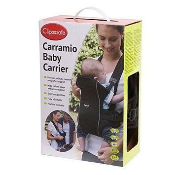 Clippasafe Carramio Baby Carrier (Black)