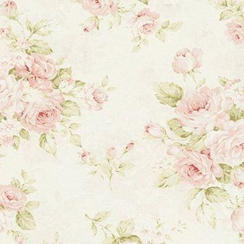Carousel Designs Pink Floral Cradle Sheet