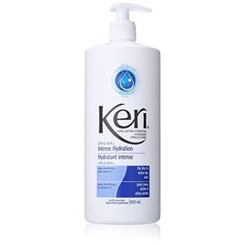 Keri Lotion Original Intense Hydration Softly Scented 900 Ml. (Pack of 2) by Keri
