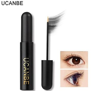 Hunputa Best Natural Eyelash Eyebrow Growth Serum Oil - Grow Longer, Thicker Eyelashes with this Clinically-Proven Formula that Enhances Lashes but is Gentle on Skin and Eyes