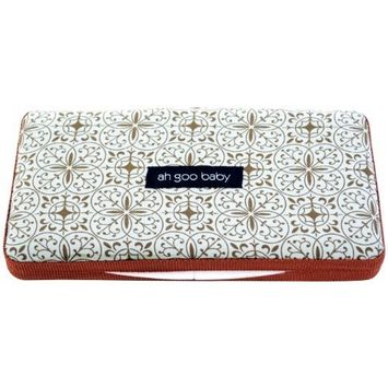 Ah Goo Baby Wipes Case, On-the-Go Travel Size, Morocco Pattern