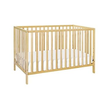 Union 2-in-1 Convertible Crib, Natural
