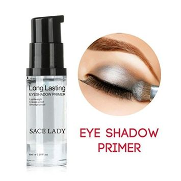 Eye Primer Base, Alonea Professional Makeup Eyeshadow Base, Highly Pigmented Eyeshadow Primer Base Waterproof Professional Cosmetic 6ml 0.2fl.oz