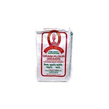 Laxmi Freshly Milled Besan Gram Flour (Chickpea Flour) - 10lb