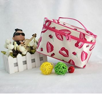 Domire Cosmetic Bag Make-up Pouches,travel bag