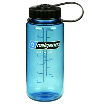 Portable Beverage Bottle Nalgene 16oz. Blue