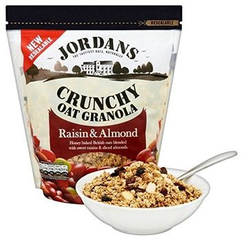 Jordans Original Crunchy with Raisins & Almonds Granola 850g