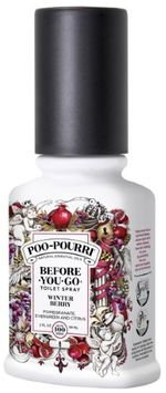 Poo-Pourri® Before-You-Go® Toilet Spray Winter Berry