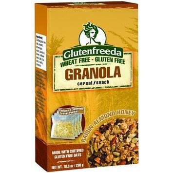 Glutenfreeda Gluten Free Granola, Raisin Almond Honey, 20-pounds [Raisin Almond Honey]