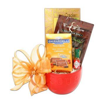 Alder Creek Gift Baskets Soup for One