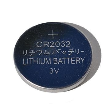 CR2032 Battery– Lithium Button Coin Cell Batteries - 3V 3 Volt - Remote Watch Jewelry led Key fob Replacement 2032 CR Pack Set Bulk