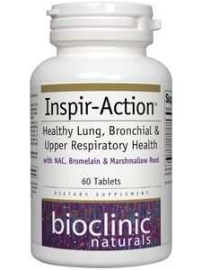 Inspir-Action 60 tabs by Bioclinic Naturals