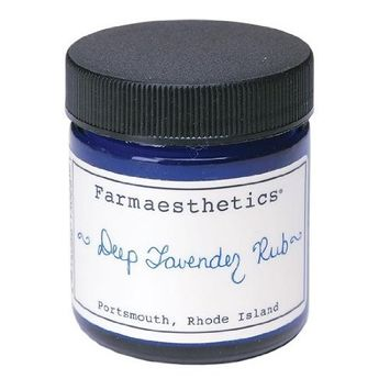 Farmaesthetics Deep Lavender Rub 1.5 oz. [1.5 oz.]