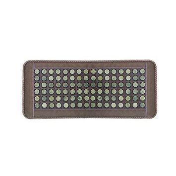 (US Fast Shipping) Vinmax Natural Jade Tourmaline Stones Infrared Heating Mat, Electric Heating Tourmaline Belt Stone Mat : Beauty