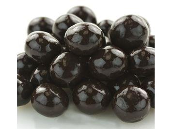 Bulk Foods Inc Dark Chocolate covered Malt Balls 2 pounds dark chocolate malt balls
