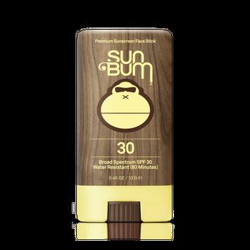 Sun Bum Original SPF 30 Sunscreen Face Stick - 0.45oz