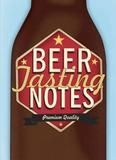 Cico Books Beer Tasting Notes Record book New