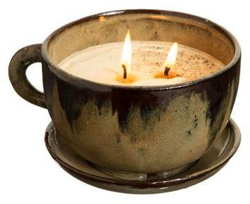 Swan Creek Candle Coffee Mug Candle - Pumpkin Vanilla