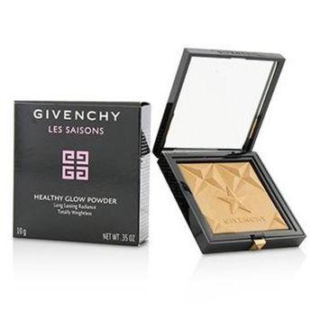 Givenchy Les Saisons Healthy Glow Powder, 02 Douce Saison, 0.35 Ounce