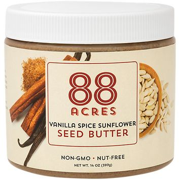 88 Acres Vanilla Spice Sunflower Seed Butter