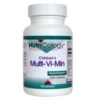 Nutricology/allergy Research Children's M-V-M Nutricology (Allergy Research) 150 VCaps