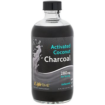 Lifetime Nutritional Specialties Activated Coconut Charcoal