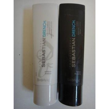 Sebastian Drench Shampoo + Conditioner 8.4oz DUO
