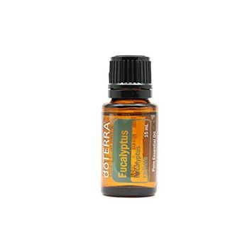 1 Unit Authentic doTERRA Eucalyptus Essential Oil 15ml with Zero Rated Shipping