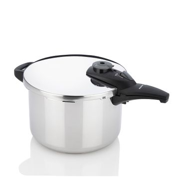 Fagor Innova Pressure Cooker/Canner, 10 quart, Stainless Steel