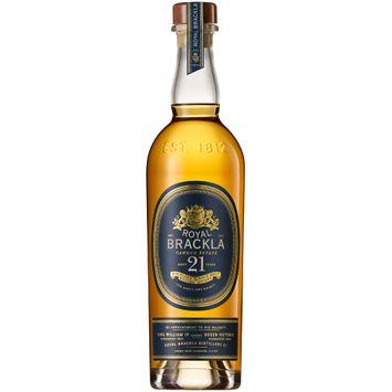 Royal Brackla Highland Single Malt Scotch Whisky 750mL