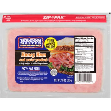 Wagon Master Brand Honey Ham and Water Product