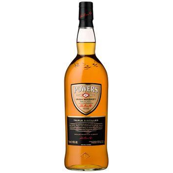 Powers Whiskey Ireland Gold Label 1 L Bottle