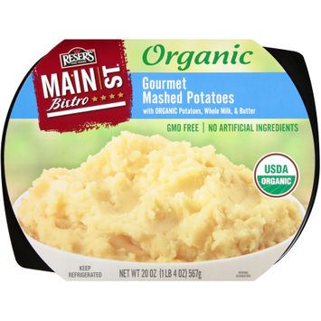 Reser's® Fine Food Main st Bistro® Organic Gourmet Mashed Potatoes