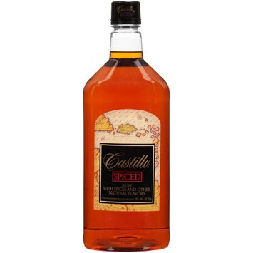 Castillo® Spiced Rum 1.75L PET