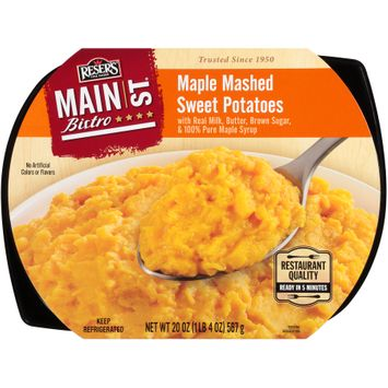 Reser's Fine Foods® Main st Bistro® Maple Mashed Sweet Potatoes