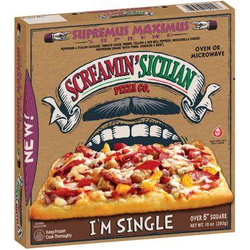 Screamin' Sicilian™ Pizza co Supremus Maximus Supreme Pizza