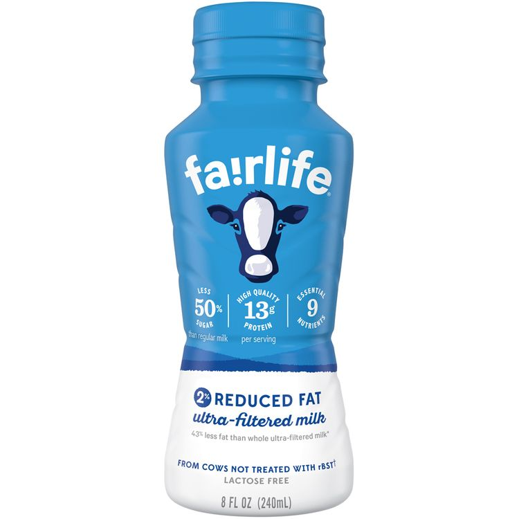 Fairlife® 2% Reduced Fat Ultra-Filtered Milk