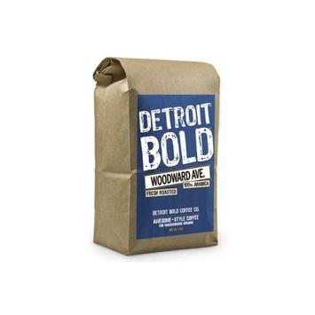 Detroit Bold Coffee Woodward Ave. 8 oz. bag
