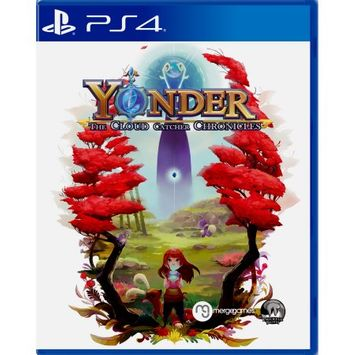 Merge Games Ltd Yonder The Cloud Catcher Chronicles (PS4)