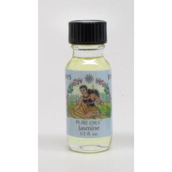 Jasmine - Sun's Eye Pure Oils - 1/2 Ounce Bottle