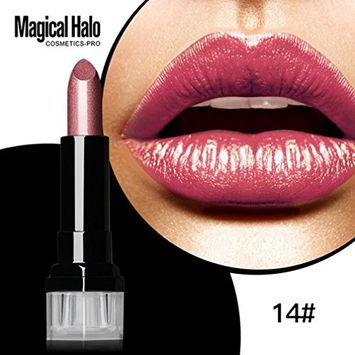 Hot Sales! DEESEE(TM) Lipstick Frosted Moisturizing Lipstick Waterproof Lip Gloss Cosmetics