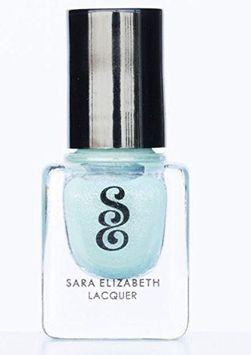 Sara Elizabeth Nail Laquer Polish Emily - Aqua Shimmer - Non Toxic Mini Bottle