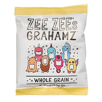 Zee Zees Grahamz, Original, 1 oz, 24 pack [Original]