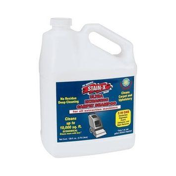 STAIN-X PRO Carpet & Upholstery Shampoo - 128 oz (70104)